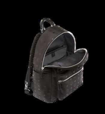 MCM Stark Classic Backpack in Monogram Nylon MUK7ADT10BK001 AlternateView5