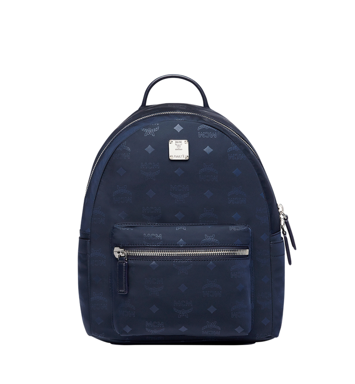 MCM Stark Classic Backpack in Monogram Nylon MUK7ADT11VA001 AlternateView1