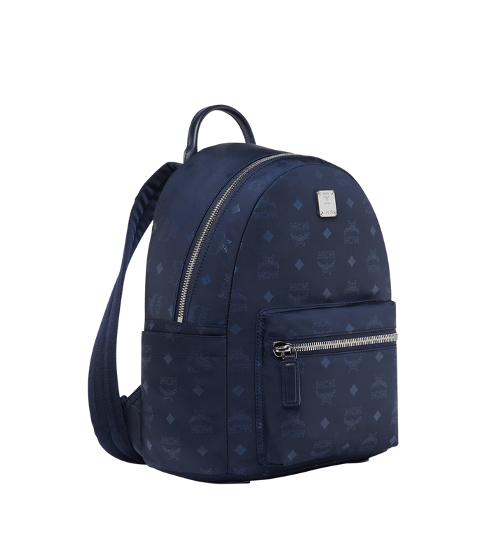 MCM Stark Classic Backpack in Monogram Nylon MUK7ADT11VA001 AlternateView2