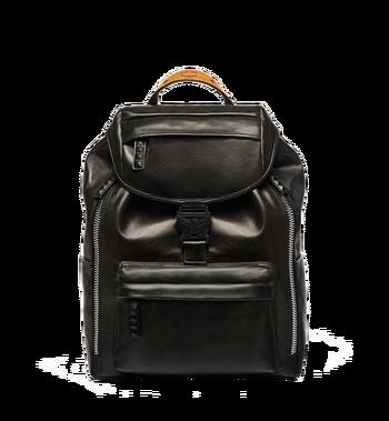 MCM Killian Backpack in Lambskin Leather MUK7SKB01BK001 AlternateView