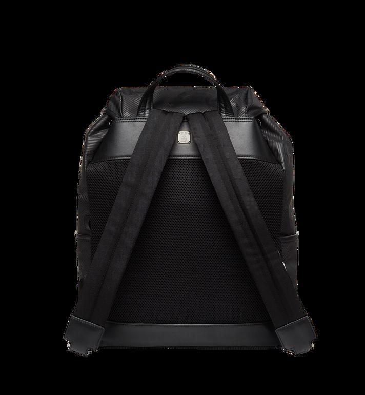 MCM Killian Backpack in Textured Camo Nylon MUK8ADT61BK001 AlternateView6