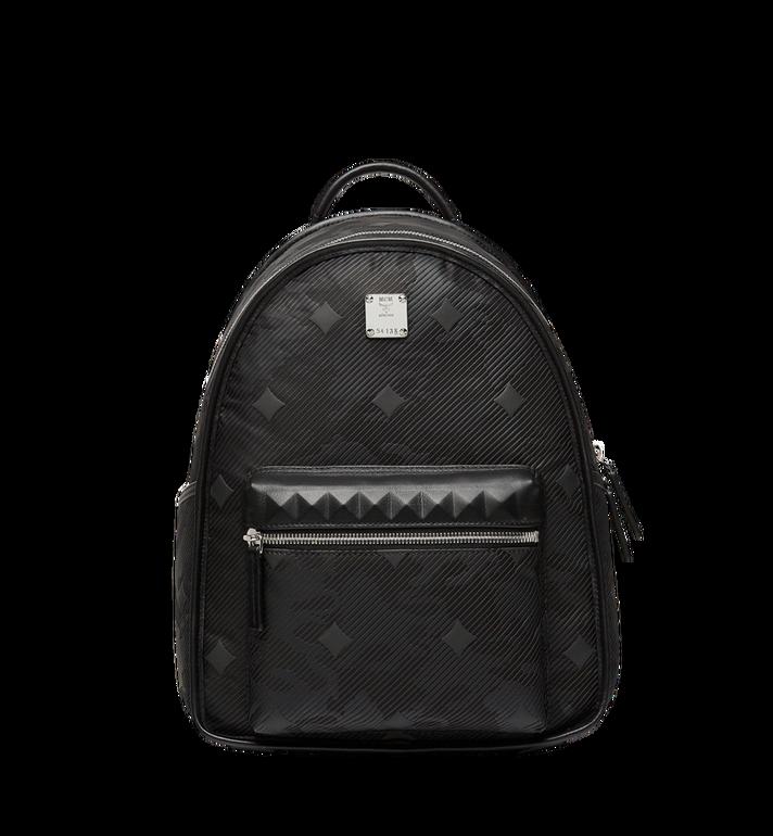 MCM Dieter Backpack in Lion Camo Nylon MUK8SDT68BK001 AlternateView