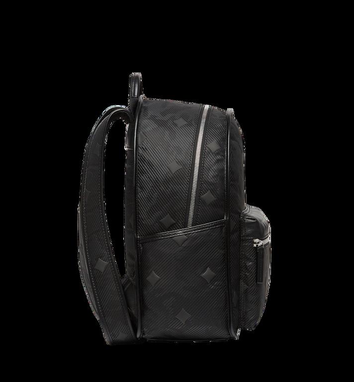 MCM Dieter Backpack in Lion Camo Nylon MUK8SDT68BK001 AlternateView3