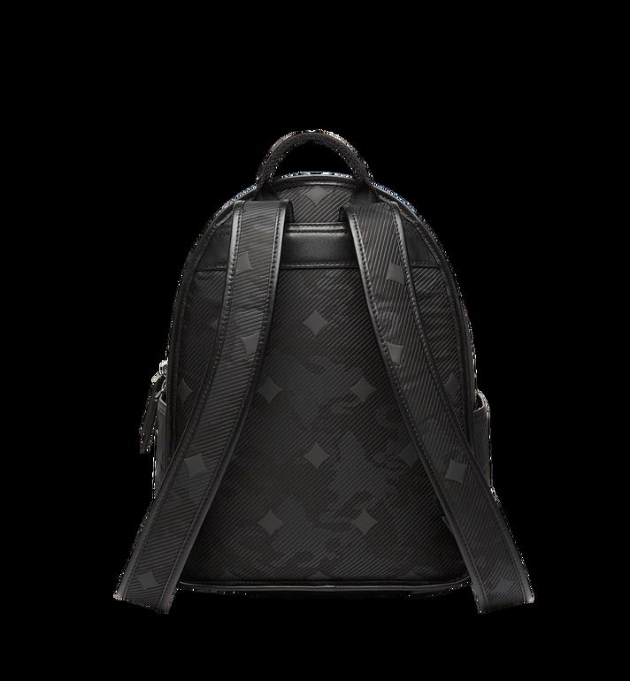 MCM Dieter Backpack in Lion Camo Nylon MUK8SDT68BK001 AlternateView4