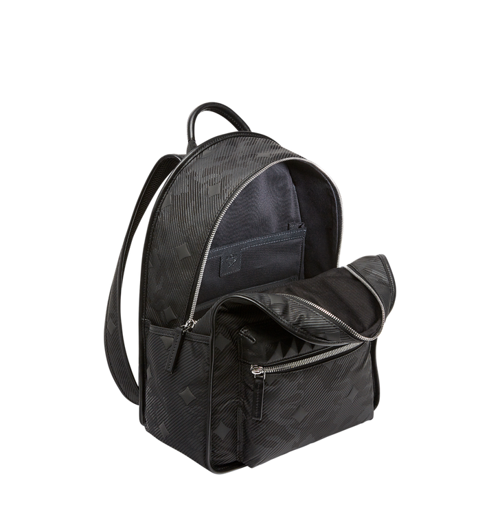 MCM Dieter Backpack in Lion Camo Nylon MUK8SDT68BK001 AlternateView5