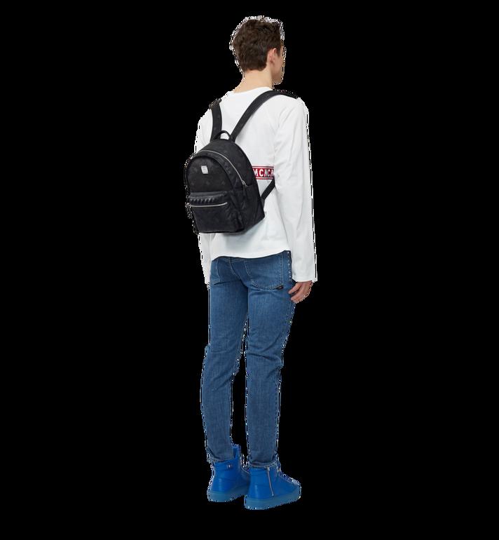 MCM Dieter Backpack in Lion Camo Nylon MUK8SDT68BK001 AlternateView6