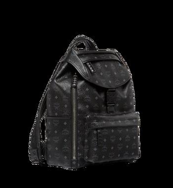 MCM Killian Backpack in Visetos MUK8SKB09BK001 AlternateView2