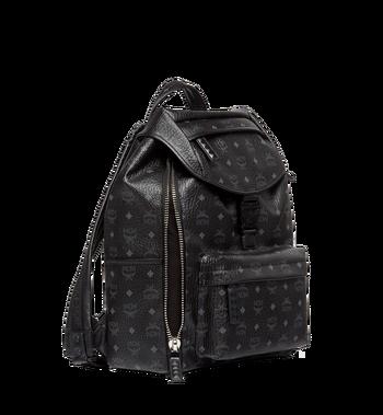 MCM Killian Backpack in Visetos MUK8SKB09BK001 AlternateView3
