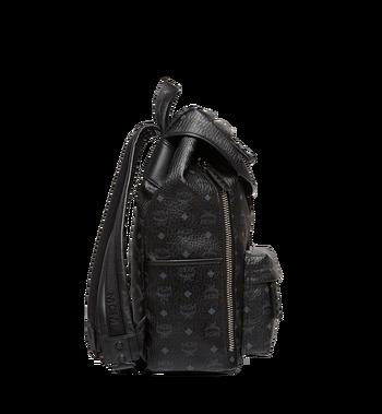 MCM Killian Backpack in Visetos MUK8SKB09BK001 AlternateView4