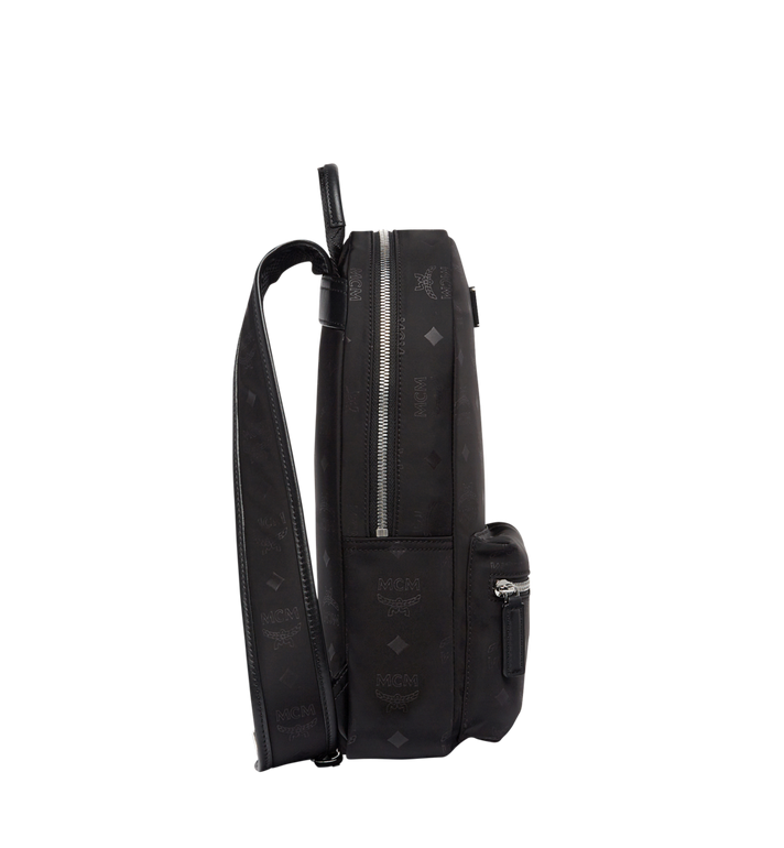 MCM 字母组合尼龙旅行单肩包 MUL7ADT16BK001 AlternateView3
