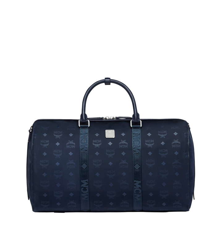 MCM Traveler Weekender in Monogram Nylon MUV7ADT15VA001 AlternateView