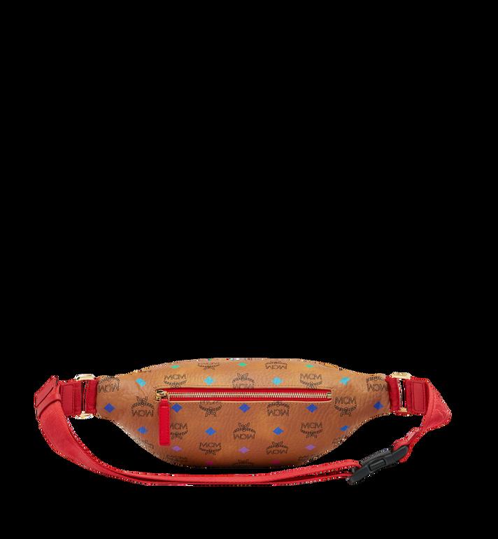 MCM Stark Belt Bag in Skyoptic Visetos MUZ9SFI26CA001 AlternateView4