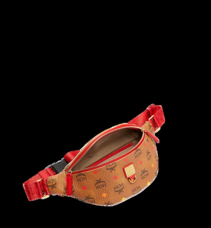 MCM Stark Belt Bag in Skyoptic Visetos MUZ9SFI26CA001 AlternateView5
