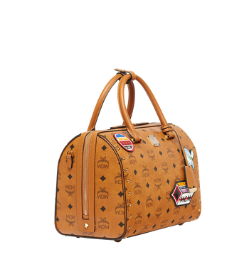 MCM Essential Boston in Victory Patch Visetos MWB8SSE89CO001 AlternateView2