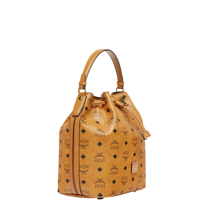 MCM Heritage Drawstring in Visetos MWD7ASE71CO001 AlternateView2