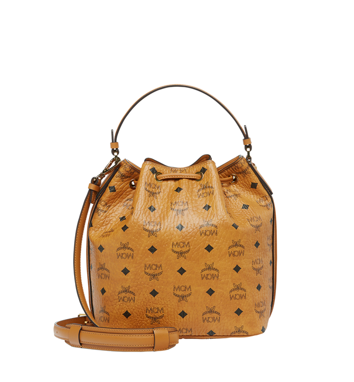 MCM Heritage Kordelzugtasche in Visetos MWD7ASE71CO001 AlternateView4
