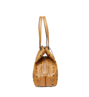 MCM Essential Hobo in Visetos MWH7ASE76CO001 AlternateView3