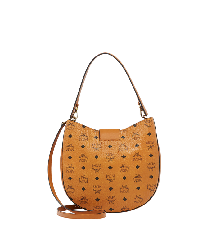 MCM Patricia Hobo in Visetos MWH8SPA45CO001 AlternateView4