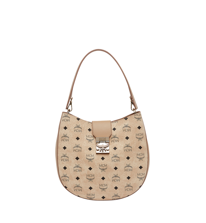 MCM Patricia Hobo in Visetos MWH8SPA45IG001 AlternateView