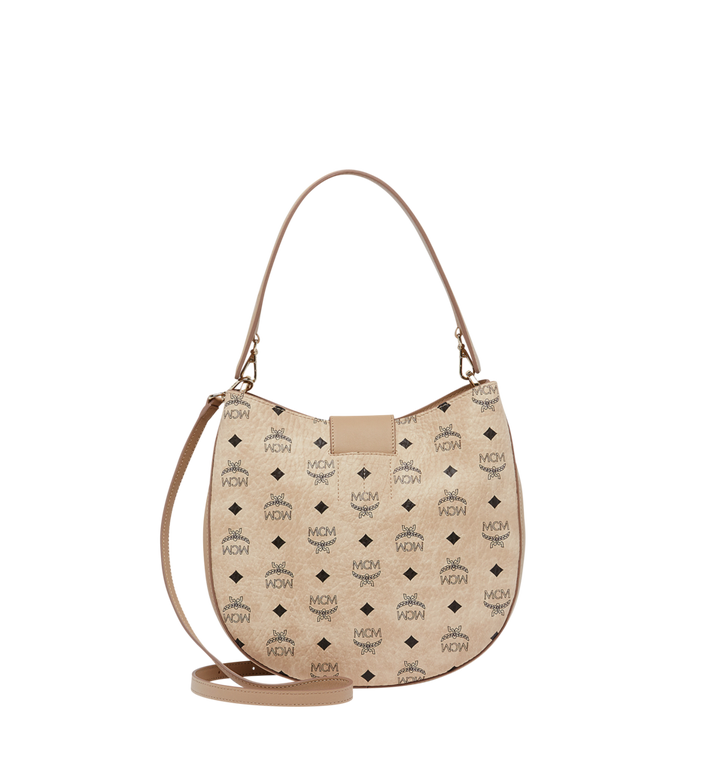 MCM Patricia Hobo in Visetos MWH8SPA45IG001 AlternateView4