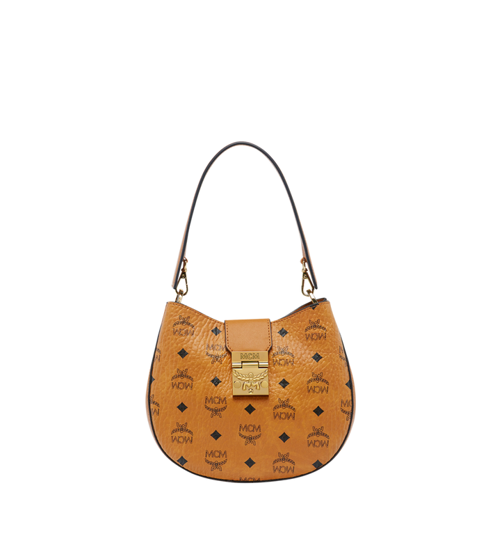 MCM Patricia Hobo in Visetos MWH8SPA46CO001 AlternateView