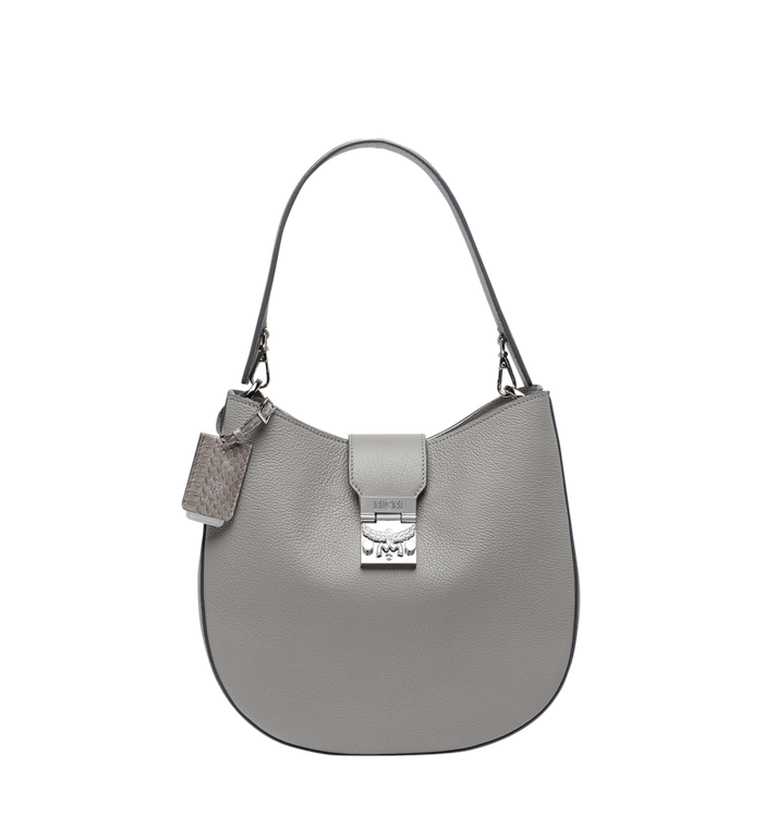 MCM Patricia Hobo in Grained Leather MWH8SPA98EZ001 AlternateView1
