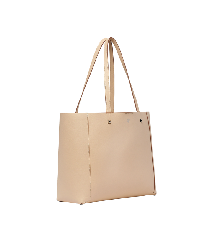 MCM Ilse Shopper in Pebble Grained Leather MWP8SXS30IA001 AlternateView2