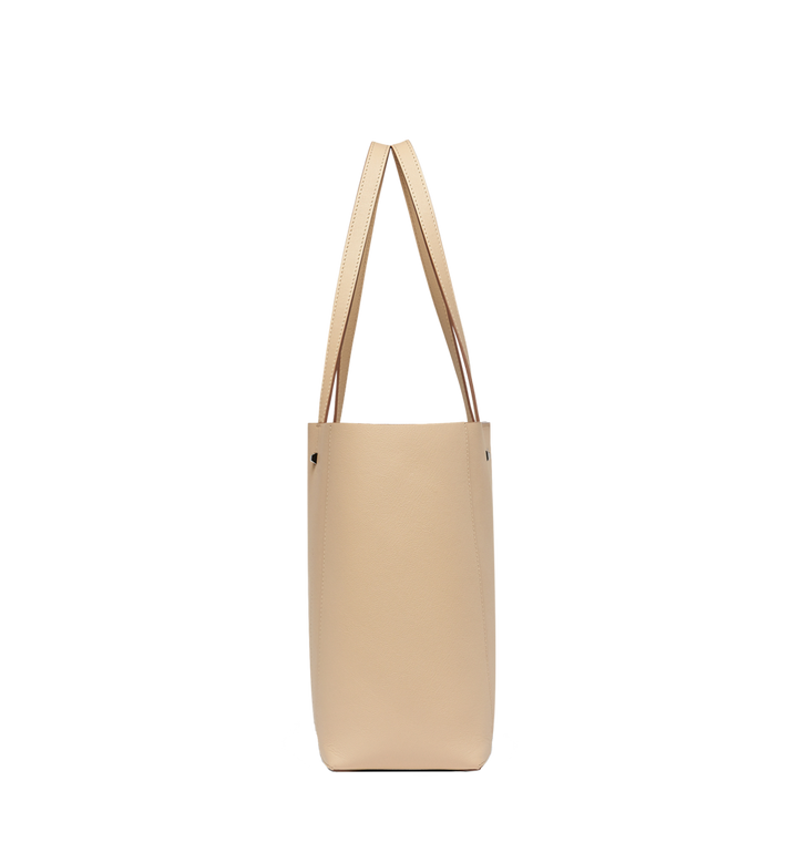 MCM Ilse Shopper in Pebble Grained Leather MWP8SXS30IA001 AlternateView3