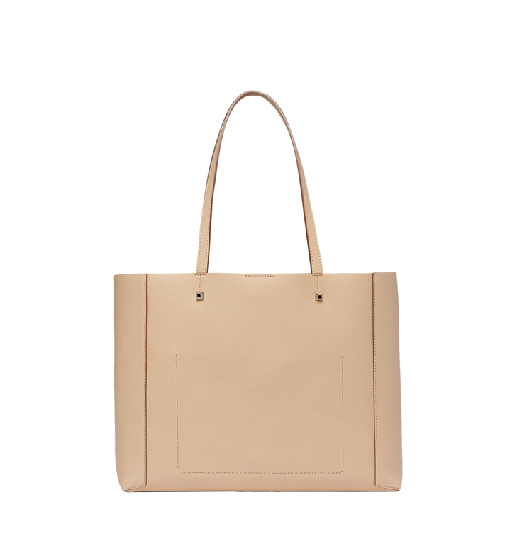 MCM Ilse Shopper in Pebble Grained Leather MWP8SXS30IA001 AlternateView4