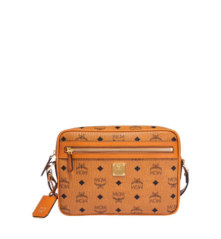 MCM Camera Crossbody in Visetos MWR6AVI43CO001 AlternateView