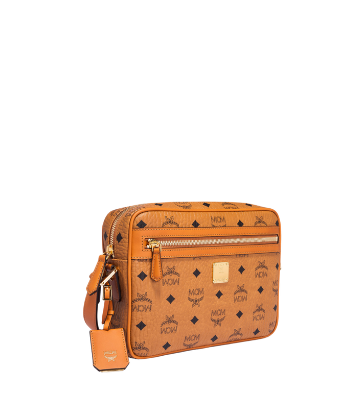 MCM Camera Crossbody in Visetos MWR6AVI43CO001 AlternateView2