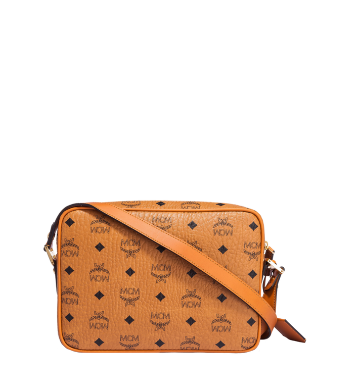 MCM Camera Crossbody in Visetos MWR6AVI43CO001 AlternateView4