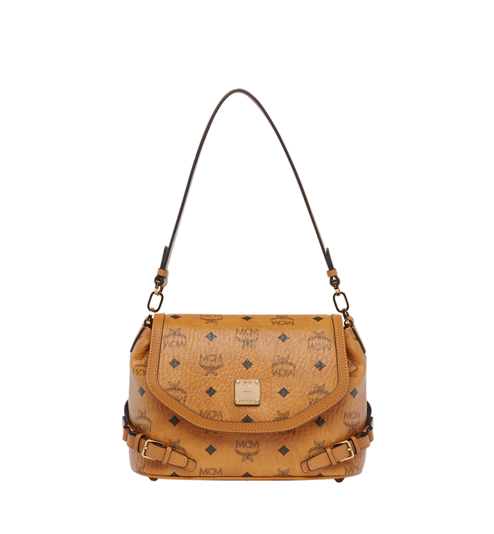 MCM Essential Crossbody-Tasche in Visetos MWR7ASE73CO001 AlternateView