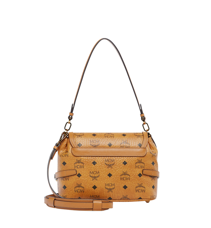 MCM Essential Crossbody-Tasche in Visetos MWR7ASE73CO001 AlternateView4