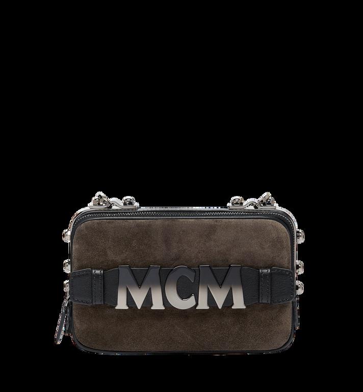 MCM CUBISM CROSSBODY-TASCHE AUS KALBSWILDLEDER MWR8AXC17EP001 AlternateView