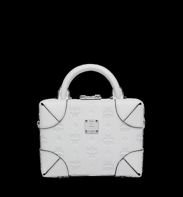 MCM Soft Berlin Crossbody Bag in Monogram Leather AlternateView