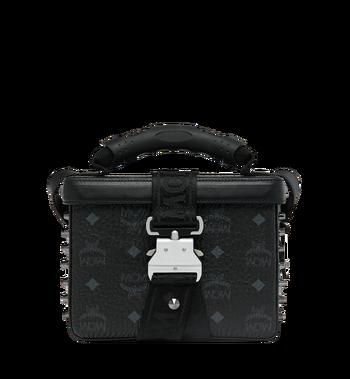 MCM Jemison Crossbody-Tasche in Visetos MWR9SJV23BK001 AlternateView