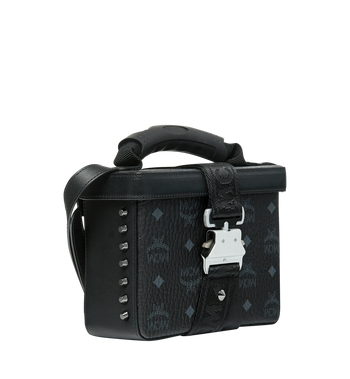 MCM Jemison Crossbody-Tasche in Visetos MWR9SJV23BK001 AlternateView2
