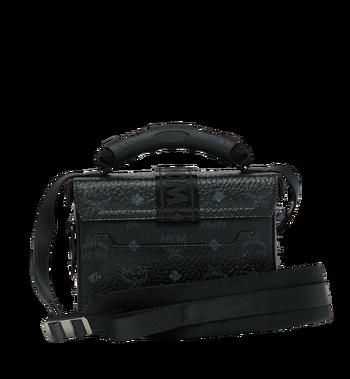 MCM Jemison Crossbody-Tasche in Visetos MWR9SJV23BK001 AlternateView4