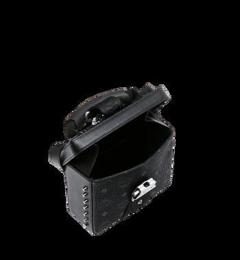 MCM Jemison Crossbody-Tasche in Visetos MWR9SJV23BK001 AlternateView5