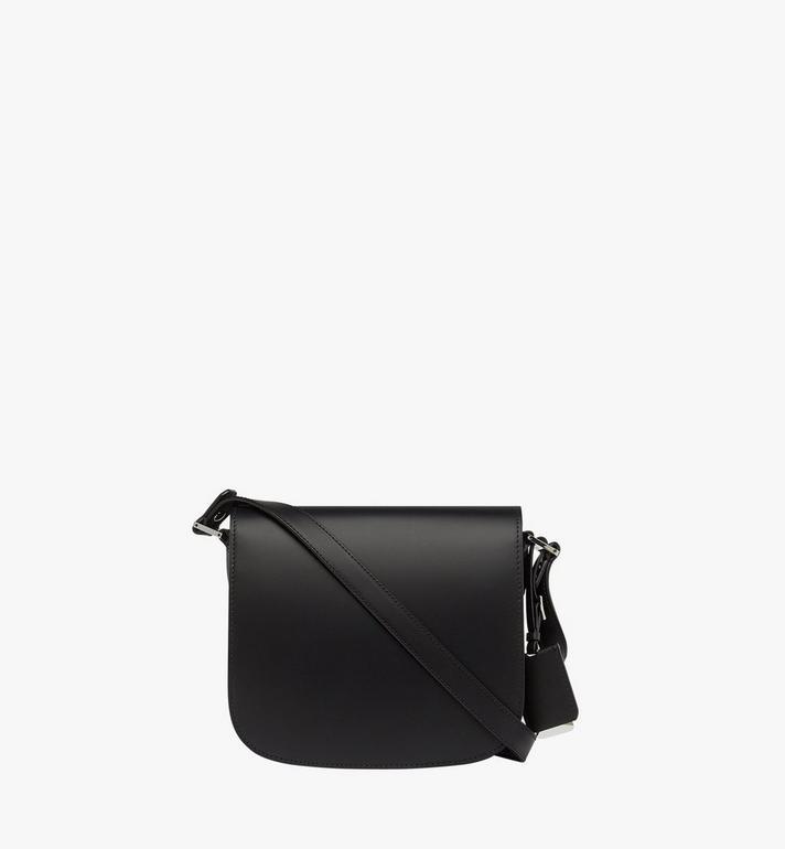 MCM Patricia Shoulder Bag in Vachetta Leather MWS6SPA01BK001 AlternateView4