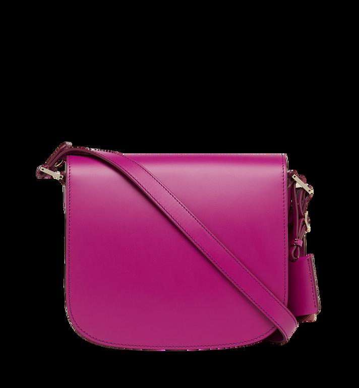 MCM Patricia Shoulder Bag in Vachetta Leather MWS8APA01UK001 AlternateView4