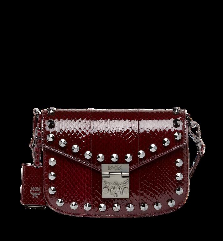 MCM Patricia Shoulder Bag in Exotic Crystal Leather AlternateView