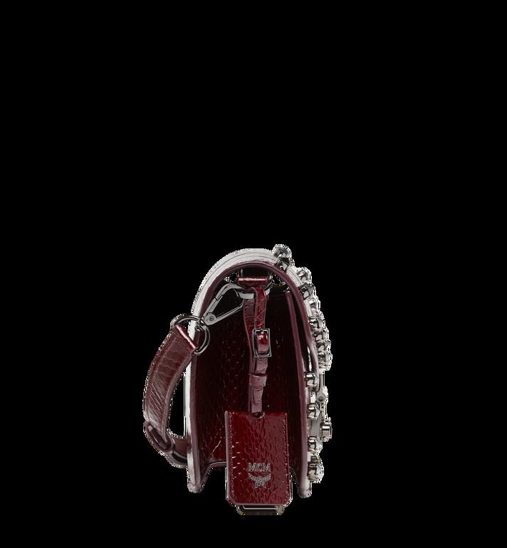 MCM Patricia Shoulder Bag in Exotic Crystal Leather AlternateView3