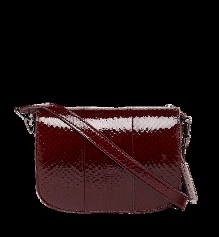MCM Patricia Shoulder Bag in Exotic Crystal Leather AlternateView4
