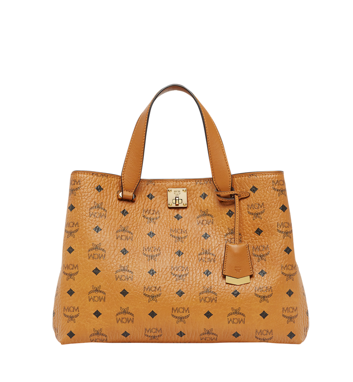 MCM Essential Tote in Visetos MWT7ASE48CO001 AlternateView
