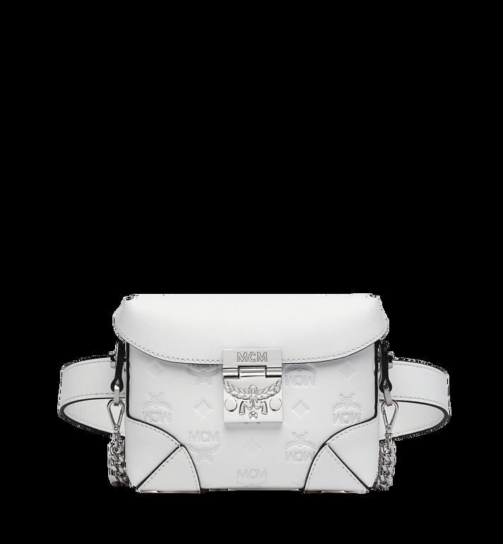 MCM Soft Berlin Belt Bag in Monogram Leather AlternateView