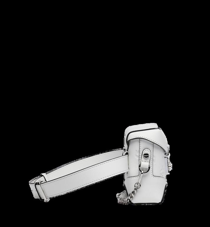MCM Weiche Berlin Gürteltasche aus Leder mit Monogramm AlternateView3