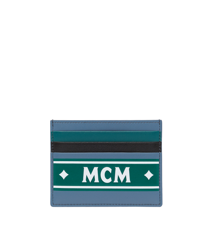 MCM KARTENETUI IN COBURG LOGO STRIPE MXA8ACE28HF001 AlternateView