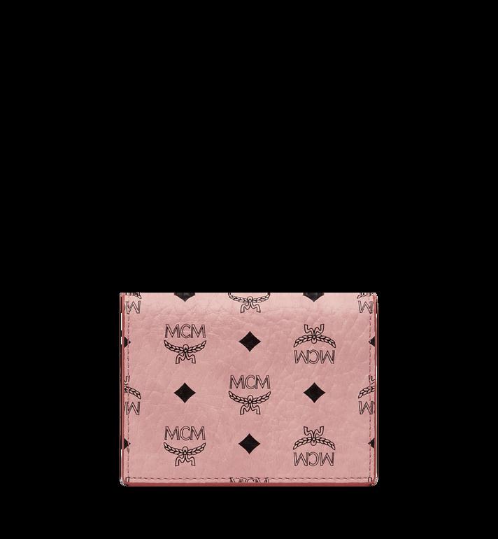 MCM 비세토스 오리지널 비즈니스 카드 케이스 MXA8SVI20PZ001 AlternateView